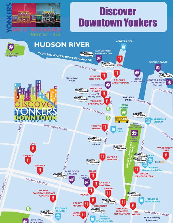 Yonkers Arts Weekend is here Yonkers Downtown