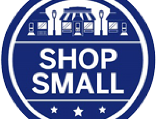 Support your Community.  Shop Small Business Saturday, Nov 28th.