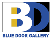 blue door logo