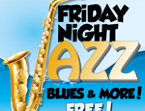 Friday Night Jazz is back on the Yonkers Waterfront.  Starts June 3rd.
