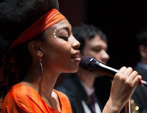 A FREE magical musical weekend: Tribute to Ella Fitzgerald and Grammy Nominee Billy Kelly