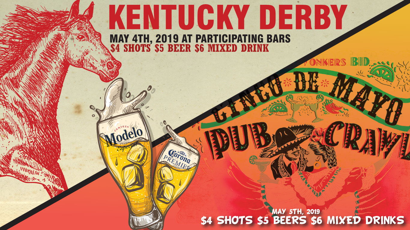 Cinco de Derby