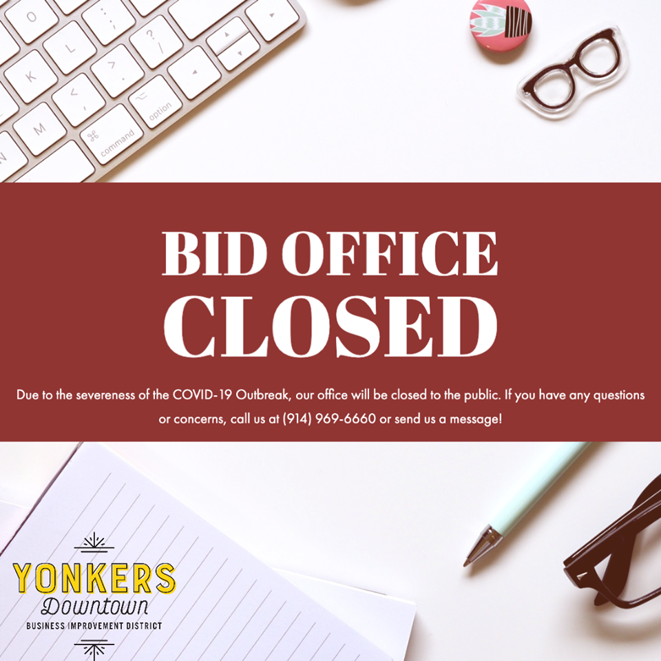 Yonkers BID Office